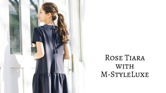 Rose Tiara with M-styleLuxe 02