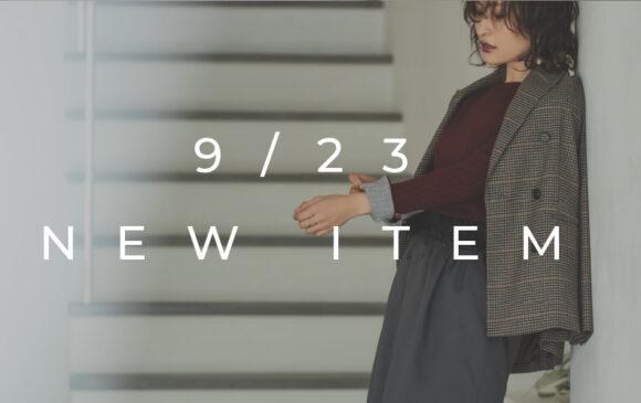Coming Soon!【9月23日発売】AYA × EUCLAID コラボアイテムがいよいよ発売